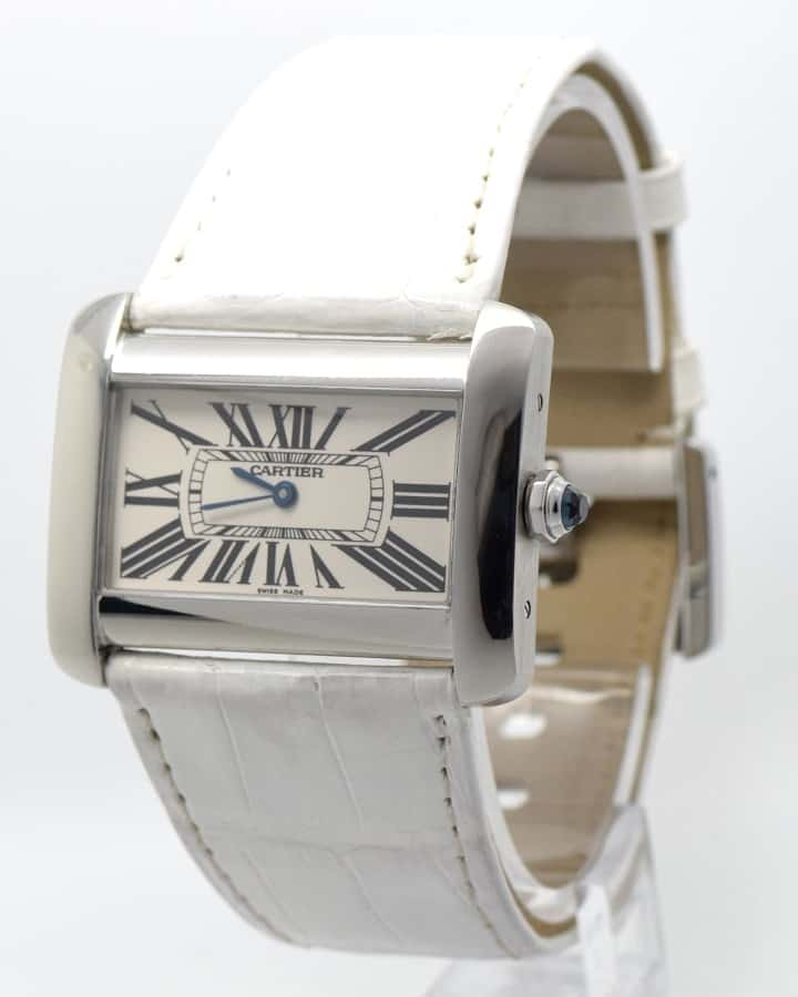Cartier tank divan xl w6300755 2600 watches of sutton for Cartier divan xl